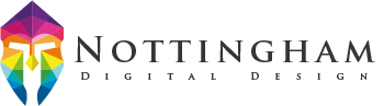 Notitngham Digital Design Logo